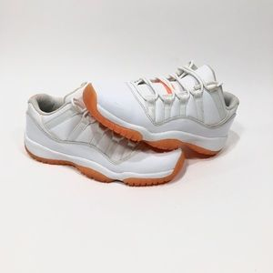 Jordan Retro 11 Low Citrus (GS) 580521-139 (2015)